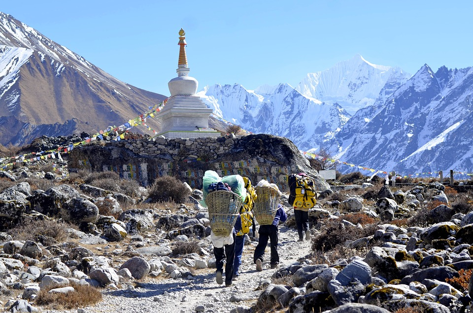 What Is Trekking Meaning Of Trek Adventure Himalaya Circuit